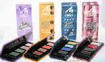 12 x Manhattan Quad Eyeshadow Palette Kits | 4 Shades | Wholesale